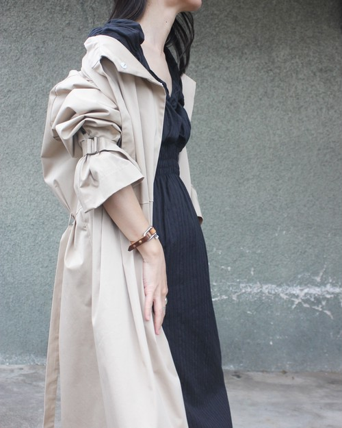 Storm German coat dress