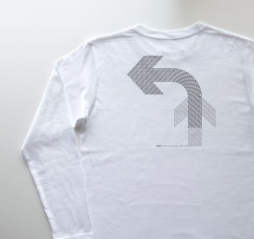 左!【5.6oz Long T-shirt】