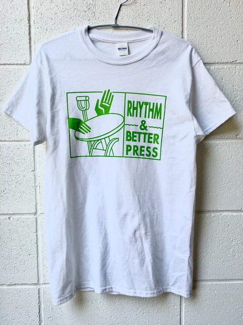 いつものロゴTシャツ