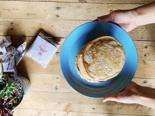 健康のすすめ様オーダー「地球に優しいこだわり全粒粉」Whole Wheat Flour