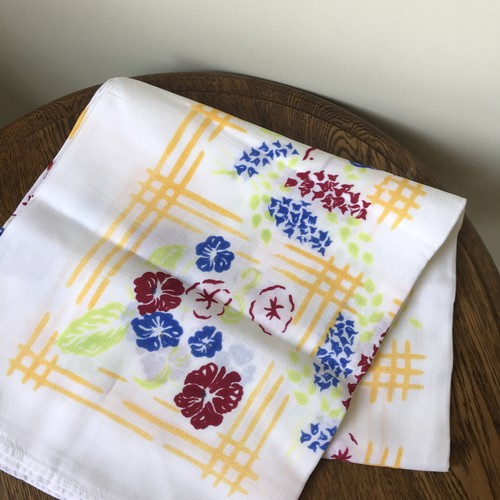 Flower Table Cloth2