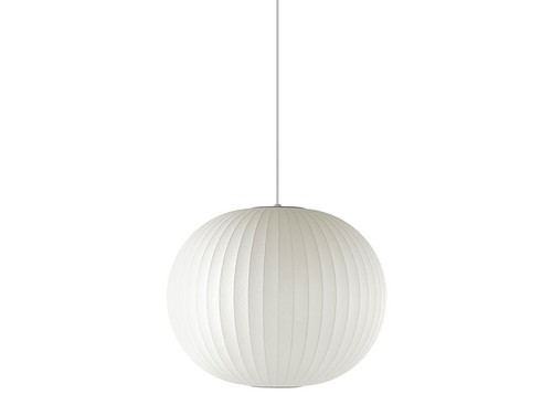 NELSON BALL BUBBLE PENDANT MEDIUM / Herman miller