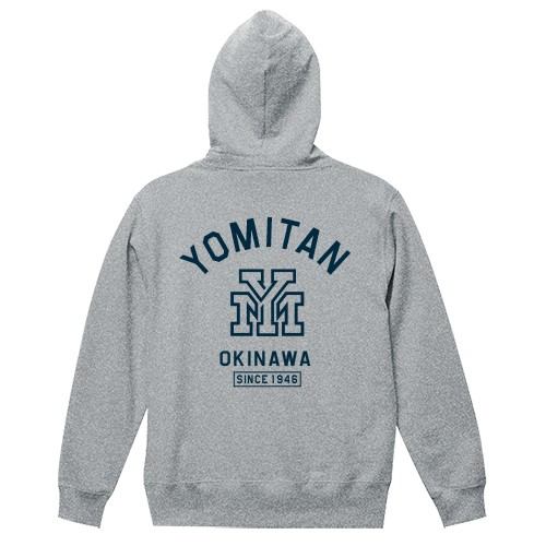 YOMITAN VILLAGE PULL OVER PARKA