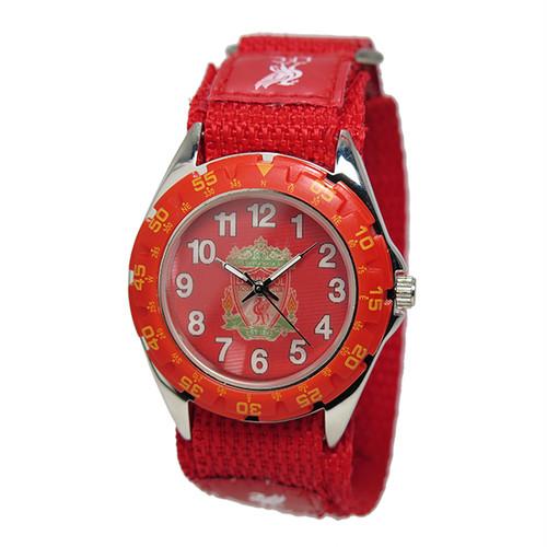 フットボールウォッチ リバプール クオーツ メンズ 腕時計 GA4416 レッド レッド