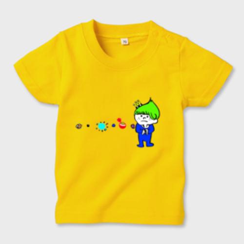 another hero キッズTシャツ デイジー