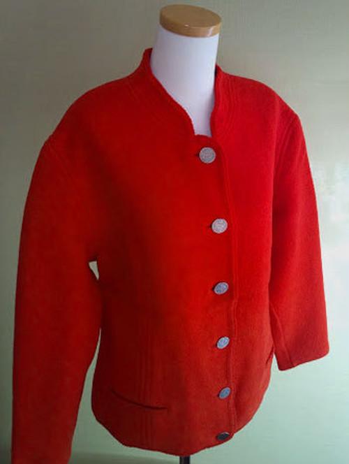 ヨーロッパ  Vintage チロルジャケット  [ロザーリエ] ou0036