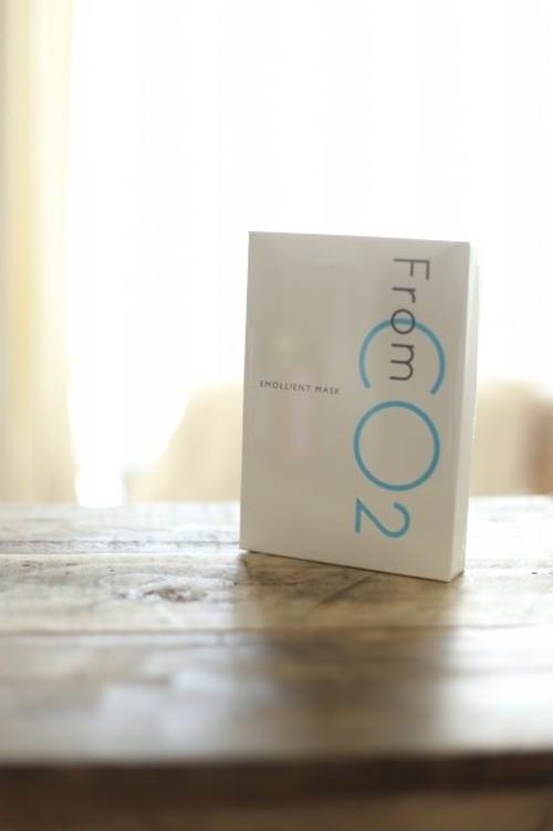フロムCO2 エモリエントマスク(5枚入り)