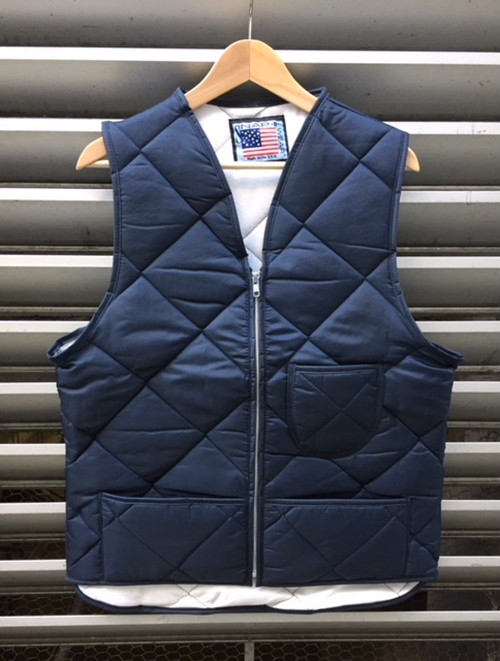 SNAP'N'WEAR  LIGHT WEIGHT THERMAL VEST(QUILTING VEST)