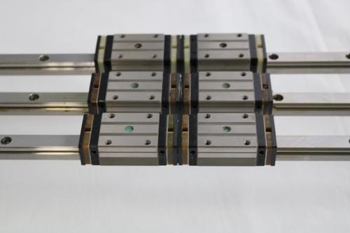 リニアガイド LS151360ALC2-05K41 3本セット