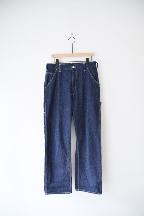 【ORDINARY FITS】PAINTER PANTS ONEWASH/OF-P065OW