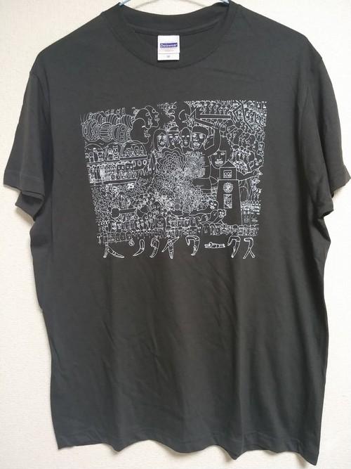 ひろし(ロバートdeピーコ) デザイン Tシャツ ヘンタイワークス