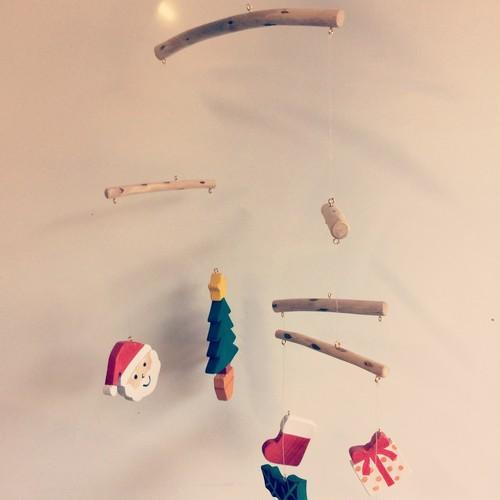 モビール工作キット【クリスマス】季節限定