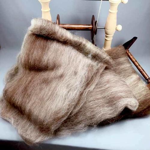OGY7) 木肌・コリデール オリジナルブレンド羊毛(送料込)