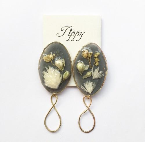 petal pierce / earring