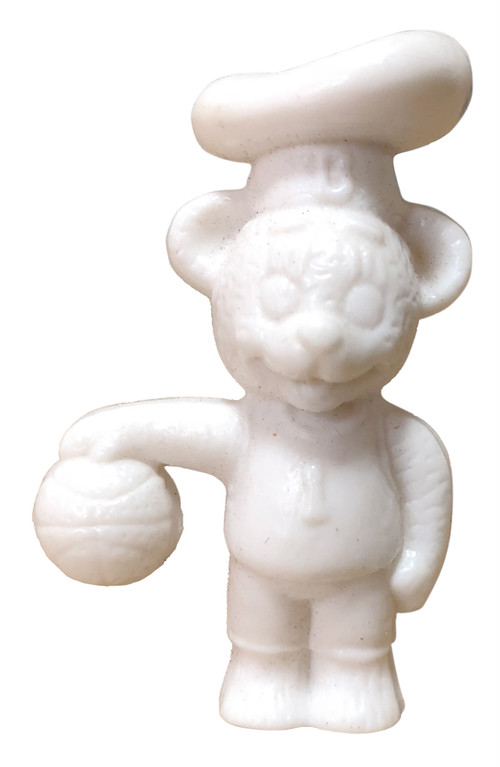 BIMBO BREAD Mini Figure Basketball -white-