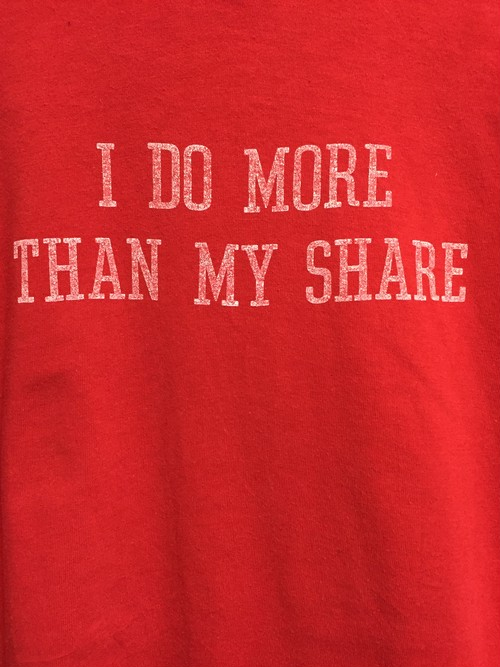 80's MORE THAN MY SHARE T's
