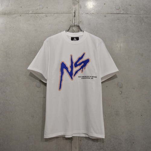 NOTHIN'SPECIAL NS SQUAD TEE / WHITE