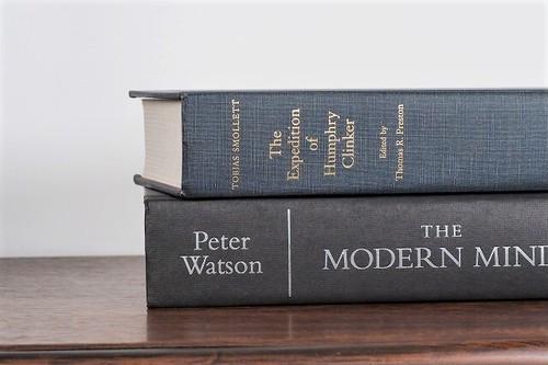 【LS165】THE MODERN MIND -2set- / display book