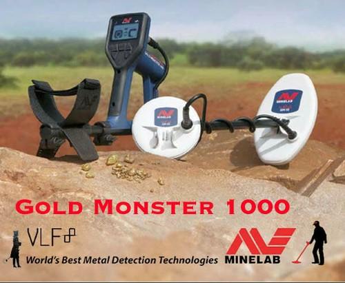 Gold Monster 1000