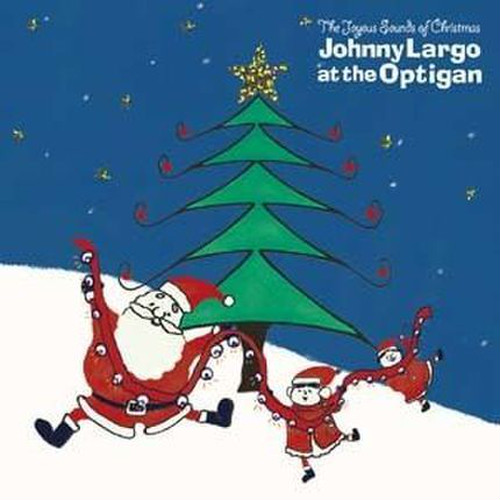 [CD] The Joyous Sounds of Christmas: Johnny Largo At The Optigan