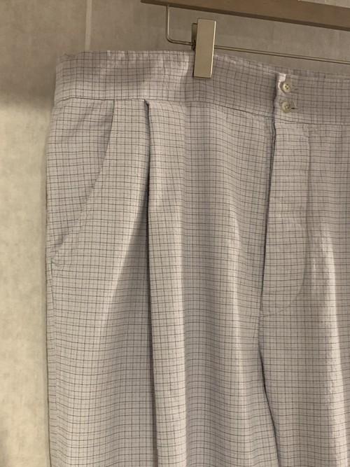 Marvine Pontiak shirt makers Pajama Pants OX Blue CH