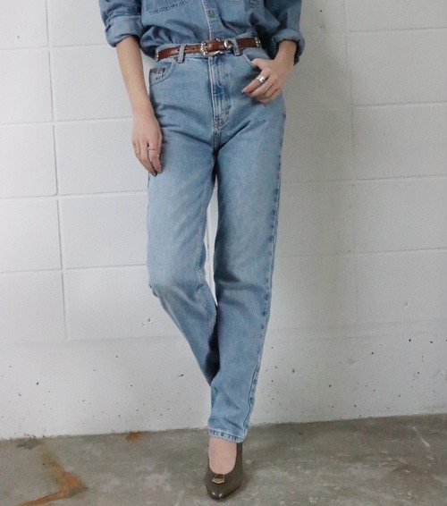 Calvin Klein 90's denim pants