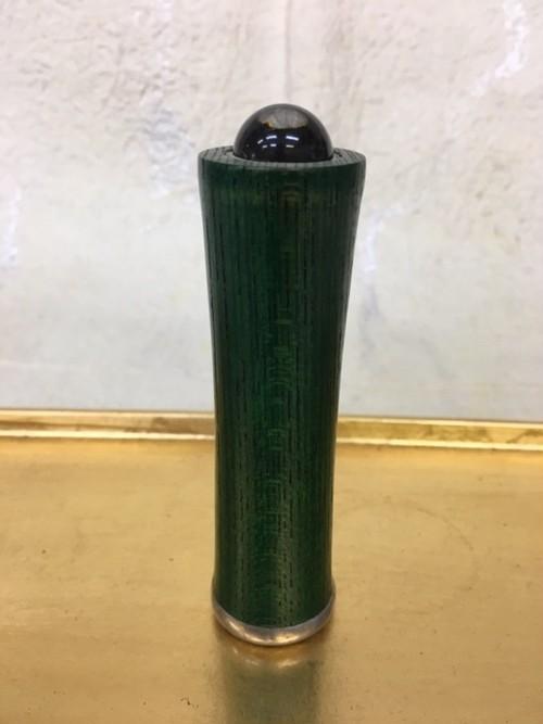 YM-10 山中漆器万華鏡 テレイド式S グリーン
