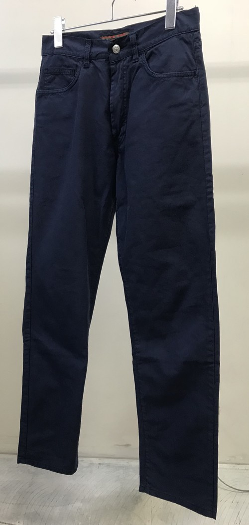 1990s KATHARINE HAMNETT COTTON NYLON PANTS