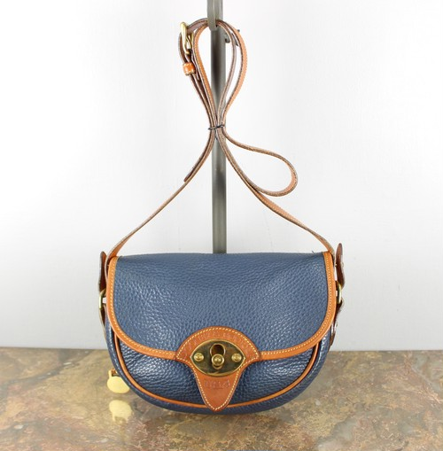 .Dooney&Bourke LEATHER SHOULDER BAG MADE IN USA/ドゥーニー&バークレザーショルダーバッグ 2000000045542