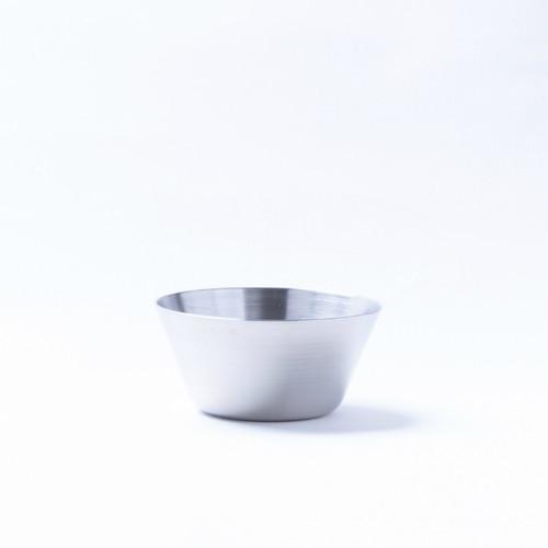 韓国ステンレス食器/カップ/深型(3号)【直径7㎝/高さ3.5㎝】