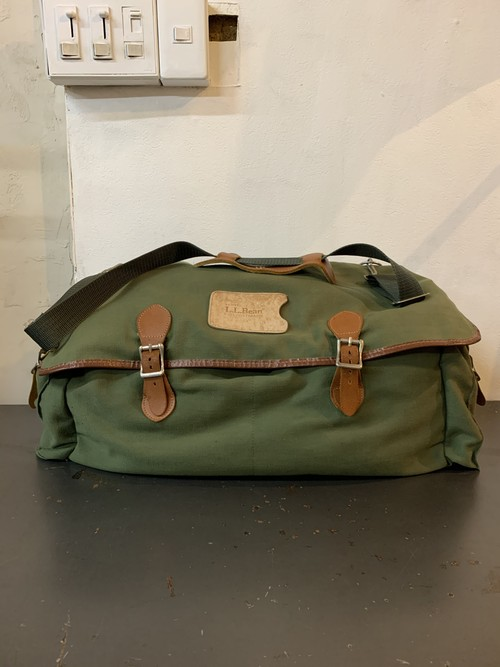 80's L.L.Bean Shoulder Bag
