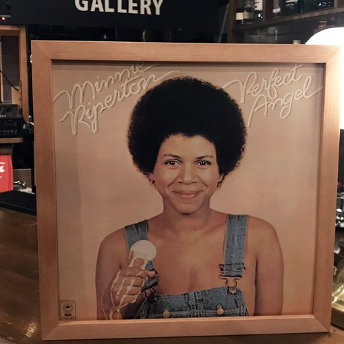 Minnie Riperton ‎– Perfect Angel (LP)
