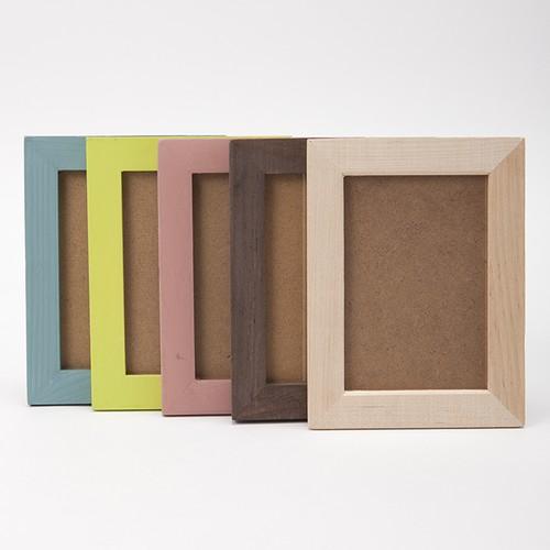 木製フレーム L版