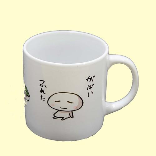 たくまんグッズセット(マグカップ・缶バッジ・マグネット)