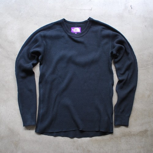 THE NORTH FACE PURPLE LABEL Crew Neck Thermal Shirt