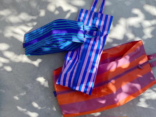 【BAGGU】3D zip pouch set