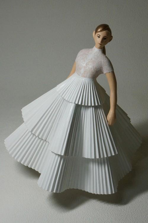 COOL氏 NO.21「舞踏会に向かうイライザ」WhiteModeシリーズ