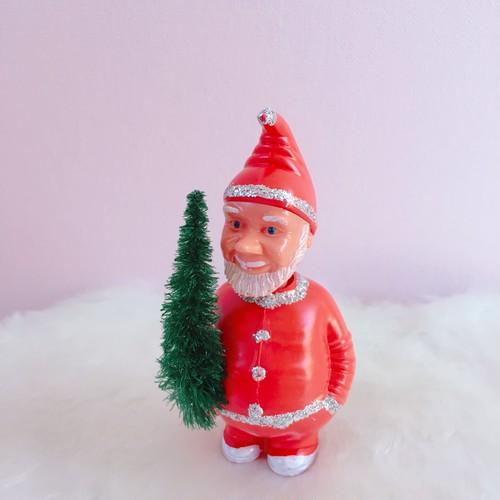 ドイツ うなずきサンタ Bobbing Santa 小人 ドワーフ