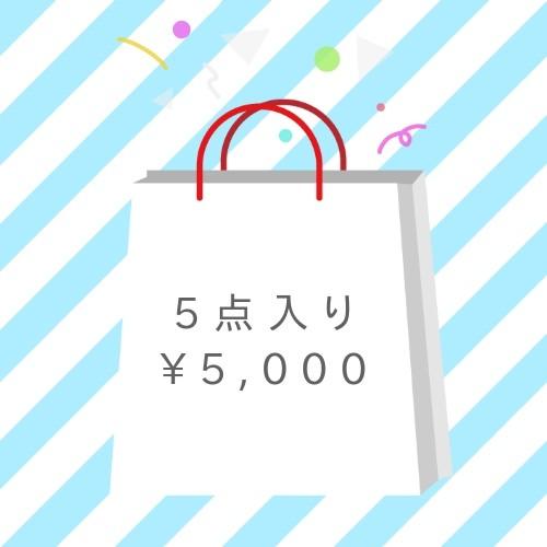★ハッピーバッグ5点入り★