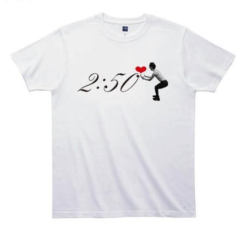 《江頭2:50Tシャツ》TE002/ がっぺハート エガちゃん