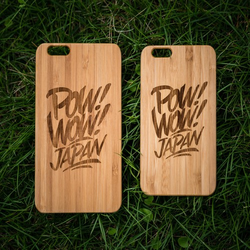 POW! WOW! JAPAN iPhone 6Plus Case