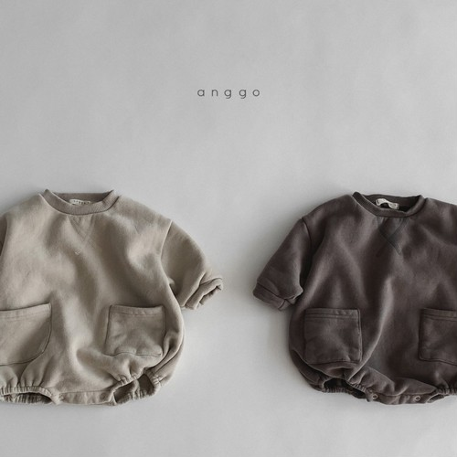 =sold out= bagel baby-suit【baby】〈anggo〉
