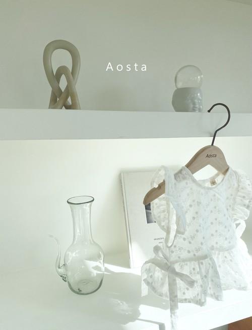 【予約販売】arrange blouse〈Aosta〉