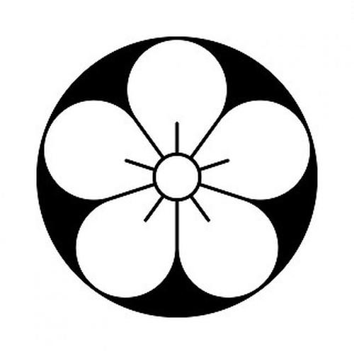 石持地抜梅の花 aiデータ