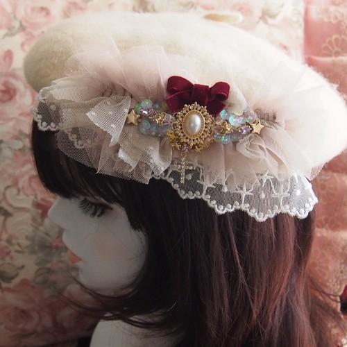 【11/2 21:00-】ポワポワベレー帽 聖夜のお出かけ