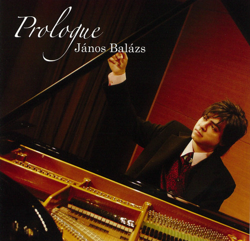 【CD】Janos Balazs/Prologue