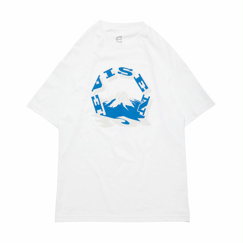 EVISEN  EVIREST WHITE TシャツWHITE  L