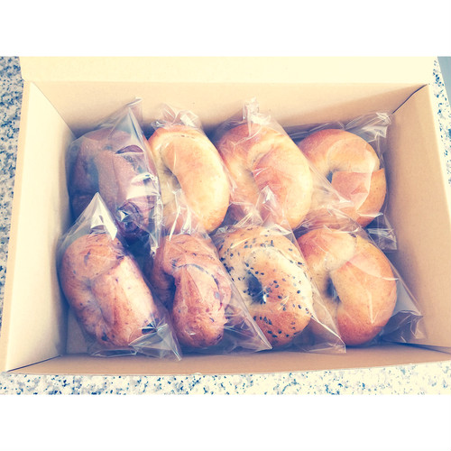 Assorted BAGEL&BREADS 8