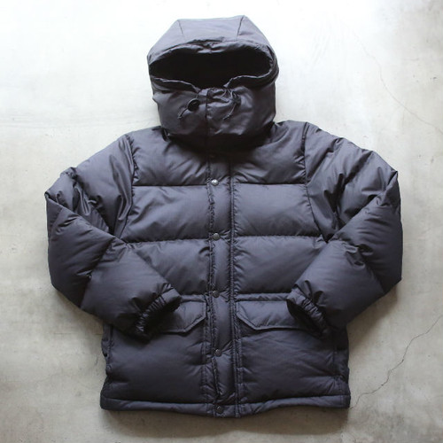 THE NORTH FACE PURPLE LABEL Polyester Ripstop Sierra Parka BLACK