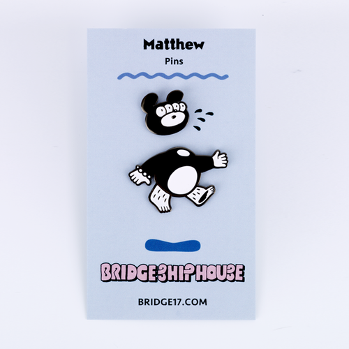 Cut Matthew Pins Set